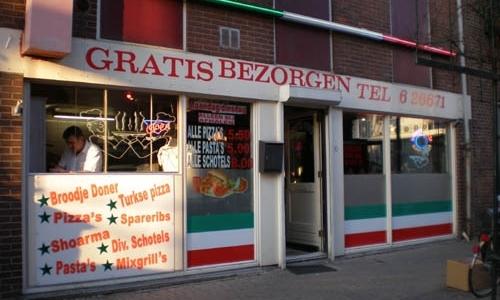 Pizzeria Porto Fino