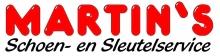 Martin's Schoen en Sleutelservice Logo