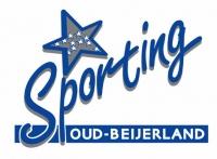 Sporting blauw grijs