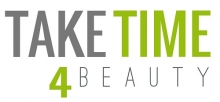 Take time 4 beauty logo klein