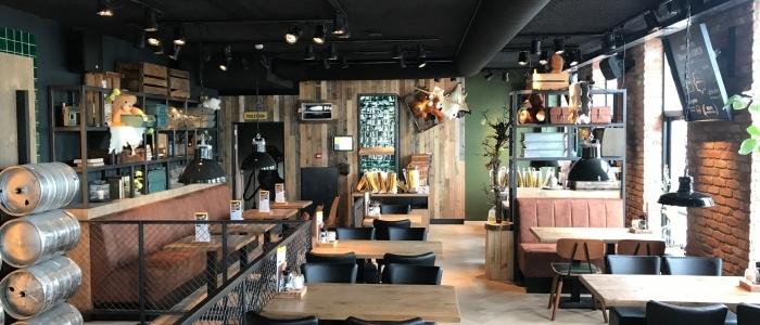 Restaurant De Beren Oud-Beijerland